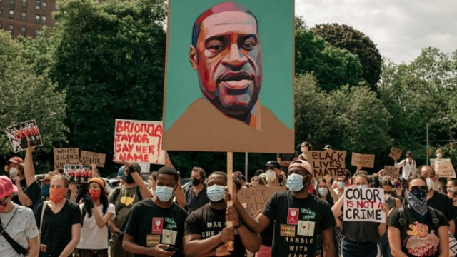 protestas en eeuu tras el asesinato de george floyd