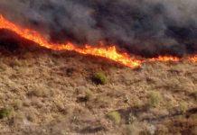 incendio forestal córdoba