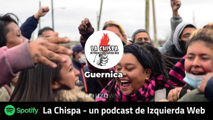 podcast toma de guernica