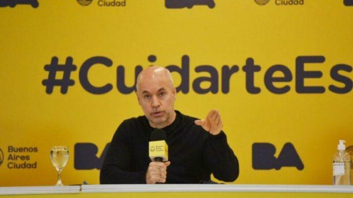 Horacio Rodriguez Larreta