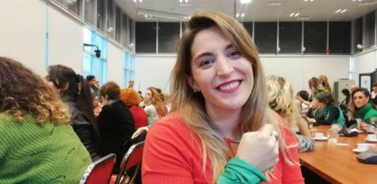 Manuela Castañeira Aborto Legal