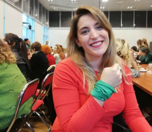 Manuela Castañeira Aborto Legal