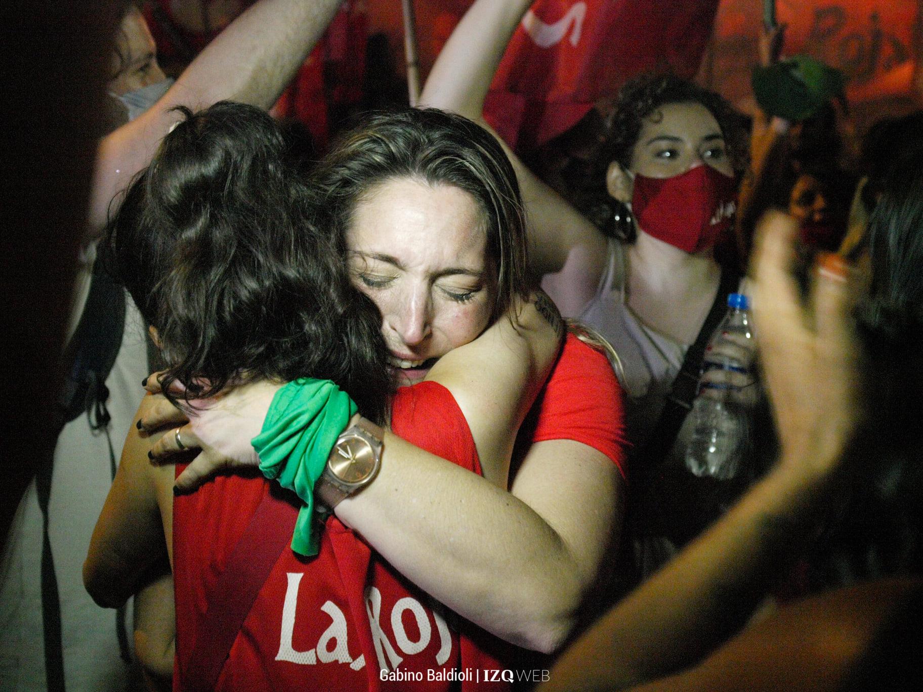Manuela Castañeira Aborto legal en Argentina