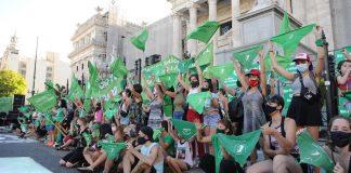 Nuevas trabas en el senado para dilatar y boicotear la legalización del aborto