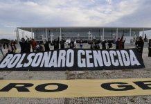 Bolsonaro y crisis sanitaria en Brasil