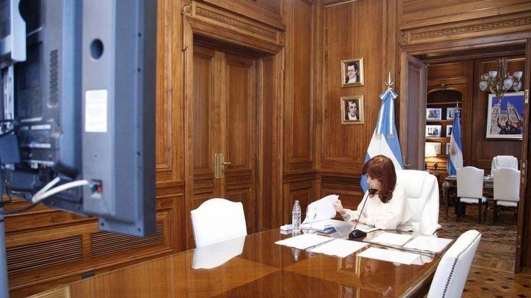 Alegato CFK