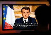 Macron confinamiento