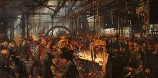 Eisenwalzwerk Molino de hierro