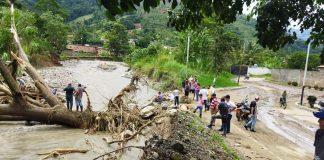 inundaciones en Venezuela