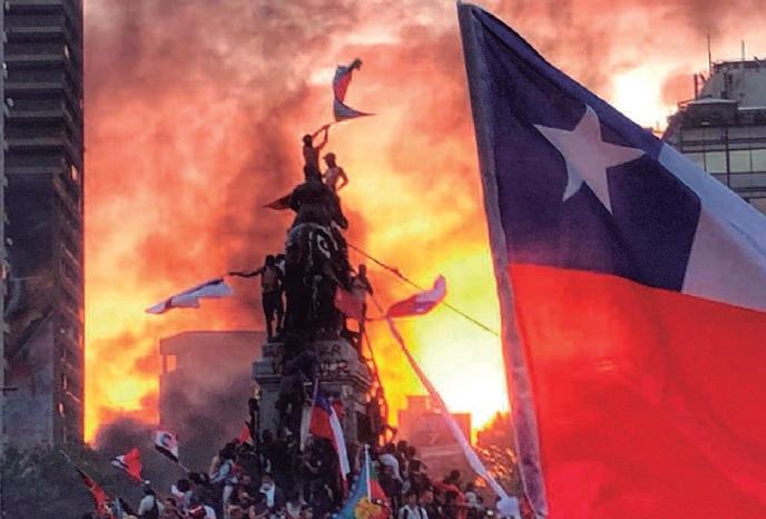 Chile: un país que se resiste a volver a la normalidad - Izquierda Web