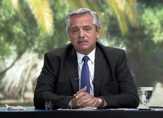 Alberto Fernández frente al crecimiento de contagios
