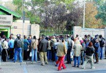 Nuevos pobres en Italia
