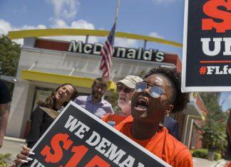 Salario Mínimo Estados Unidos