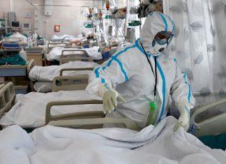 Camas de terapia intensiva en CABA