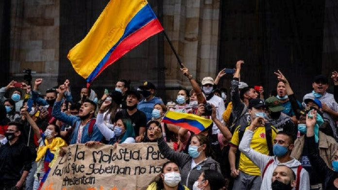 Cali Colombia Rebelión