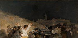 Fusilamientos de la Moncloa, Goya