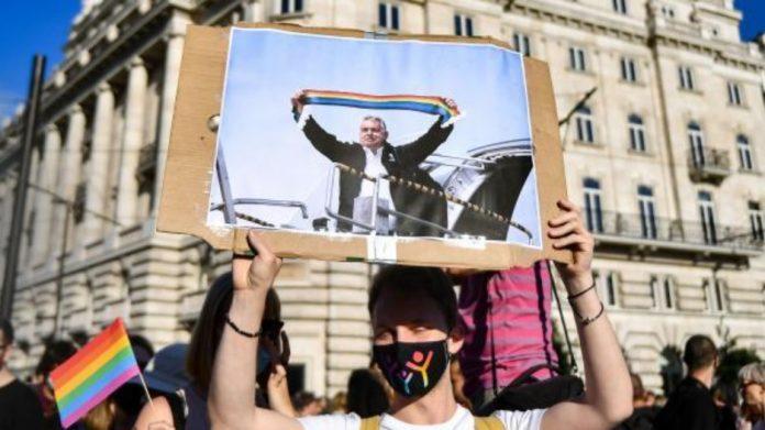 Viktor Orbán Hungría LGBT
