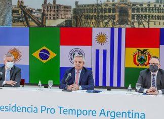 Mercosur Alberto Fernández