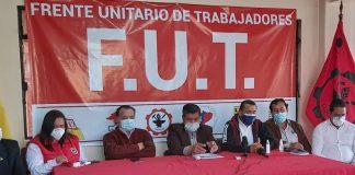 Ecuador FUT movilizaciones