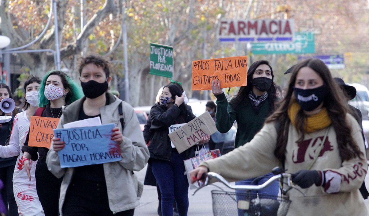 A Magalí Florencia Morales la mató la policía