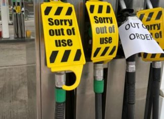 crisis de combustible en reino unido